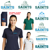 Sport Specific Embroidered Polo's
