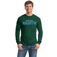 Salem Green Long Sleeve T-Shirt