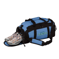 Blue Athletic Bag w/ Name personalization