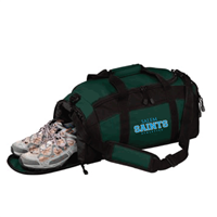 Green Athletic Bag w/ Name personalization
