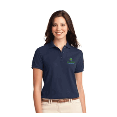 Ladies Embroidered Chapel Polo